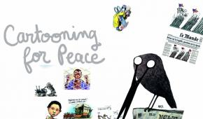 Cartooning for peace